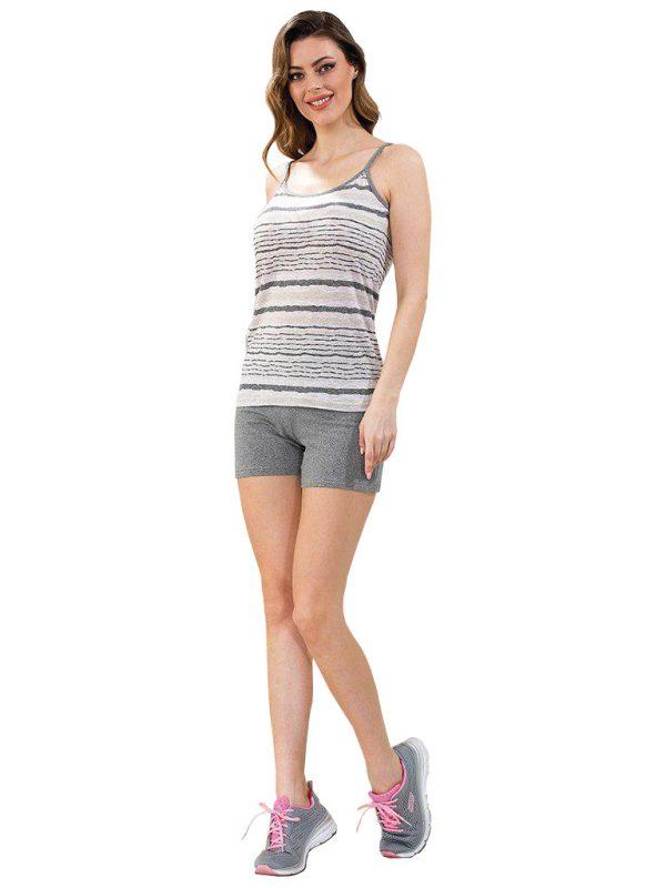 Пижамы женские шорты