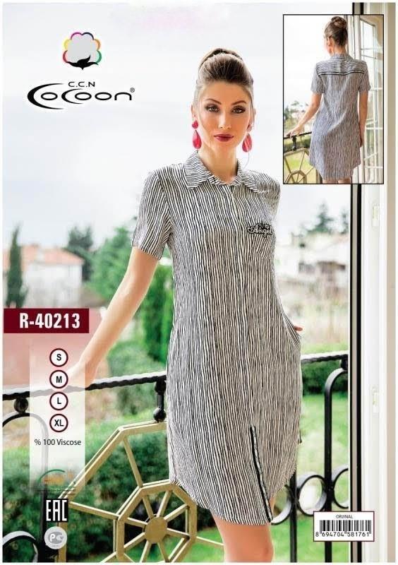 Халат женский CCNR 40213