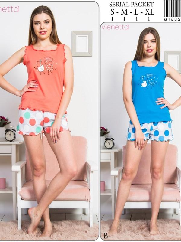 Пижама женская Шорты 8120523774