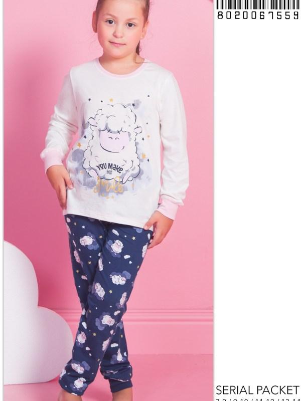 Пижама детская 8020067559