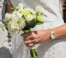 Horloge en verlovingsring