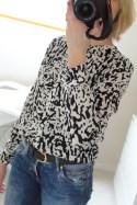 Marlene blouse