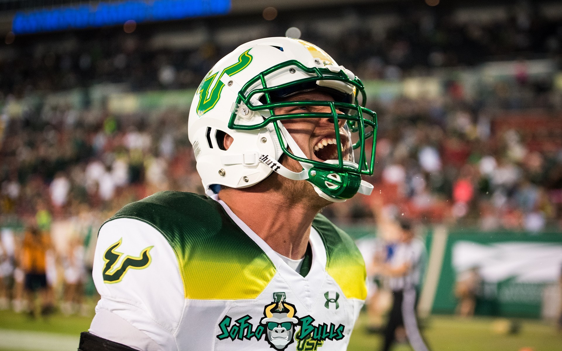 🎙AUDIO🎙 Interview with USF All-Time Leading Tackler LB Auggie Sanchez - SoFloBulls.com
