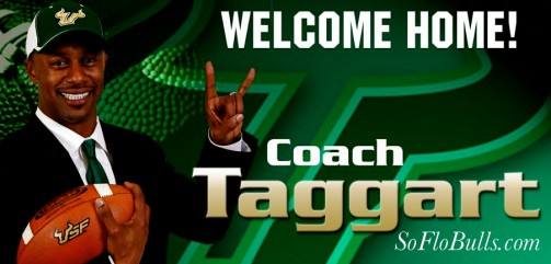 Swaggart - Welcoming Taggart to Tampa