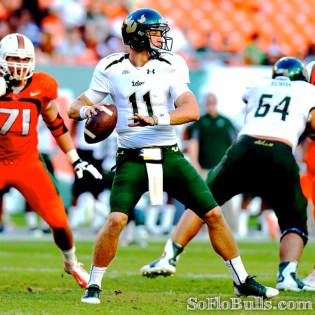 Here it is: Matt Floyd is USF's starting QB by Greg Auman | SoFloBulls.com |