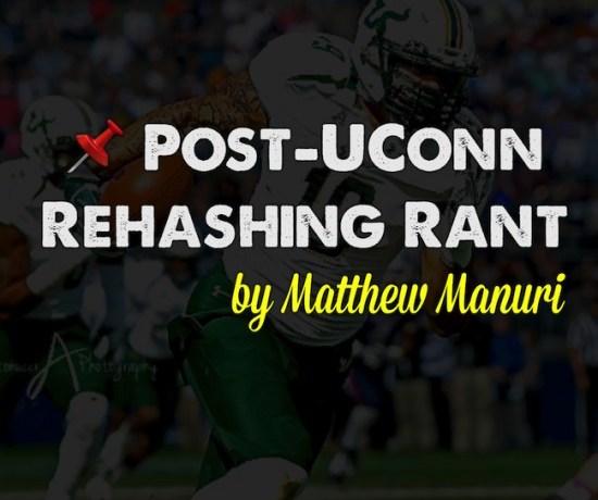 Post-UConn Rehashing Rant | by Matthew Manuri | SoFloBulls.com