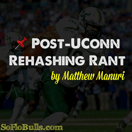 Post-UConn Rehashing Rant | by Matthew Manuri | SoFloBulls.com