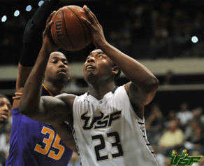 USF Freshman Perry AAC Rookie of the Week
