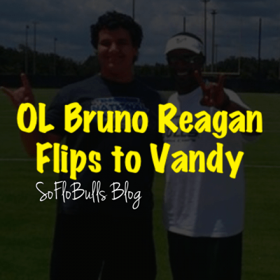 OL Bruno Reagan Flips to Vandy | SoFloBulls Blog |