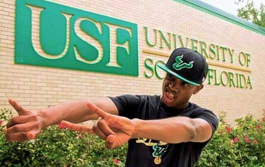 Immokalee LB Jimmy Bayes prepares for his first year in Tampa playing for the USF Bulls