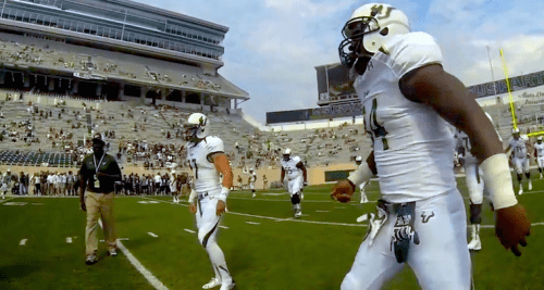 GoPro: 2013 USF Football Season | SoFloBulls.com