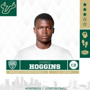 USF DB Ronnie Hoggins National Signing Day Class of 2015 Image