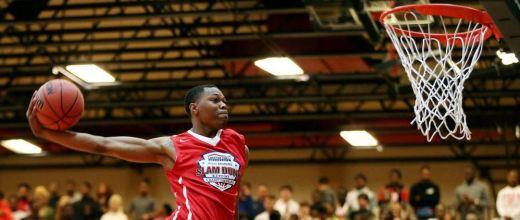 USF Men's Basketball Signee Troy Baxter Wins High School Dunk Contest