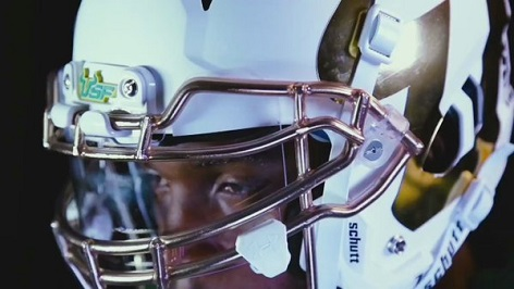 #BeatFSU New White USF Helmets for 2016 FSU Game (472x266)
