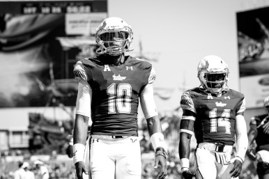 FSU vs USF 2016 24 - Chris Oladokun and Deangelo Antoine Pre-game by Dennis Akers (4206x2808)