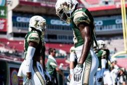 FSU vs USF 2016 26 - Hassan Childs 2 Pre-game by Dennis Akers (6016x4016)