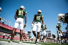 FSU vs USF 2016 34 - Ryeshene Bronson and Elkanah 'Kano' Dillon Pre-game by Dennis Akers (6016x4016)