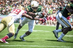 FSU vs USF 2016 64 - Marlon Mack vs. Nate Andrews by Dennis Akers (4512x3008)