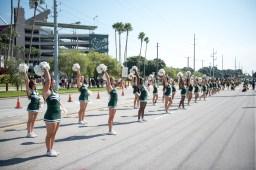 FSU vs USF 2016 7 - Cheerleaders 2 by Dennis Akers (6016x4016)