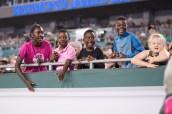 84 - UConn vs USF 2016 - USF Children Fans in Crowd (4242x2832)