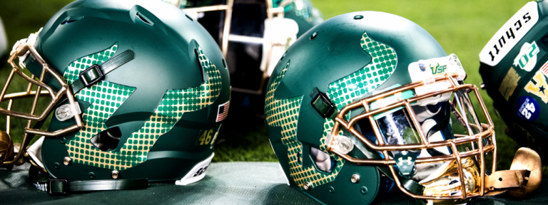 New 2016 USF Helmets for No. 22 Navy Twitter Cover Image SNAP by Matthew Manuri | SoFloBulls.com (1061x398)