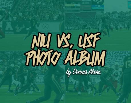 NIU vs USF 2016 Photo Album by Dennis Akers | SoFloBulls.com