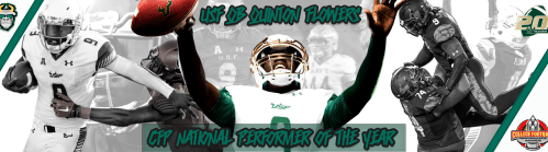 USF QB Quinton Flowers Named 2017 College Football Performance Awards National Performer of the Year | SoFloBulls.com