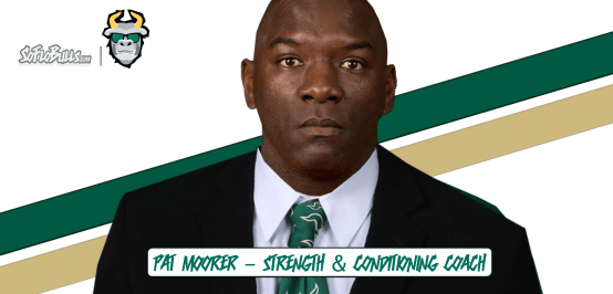 Strong Adds Strength and Conditioning Coach in Pat Moorer | SoFloBulls.com