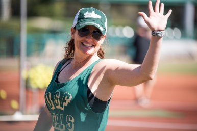2017 USF Bulls Softball Alumni Event Takeaway by Misty Akers | SoFloBulls.com