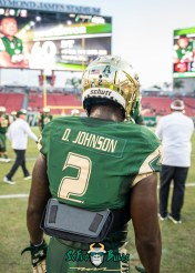 11 - Temple vs. USF 2017 - USF RB D'Ernest Johnson by Dennis Akers | SoFloBulls.com (2869x4016)