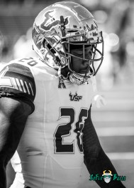 14 - USF vs. San Jose State 2017 - USF S Craig Watts by Dennis Akers | SoFloBulls.com (3204x4485)