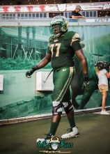 24 - Temple vs. USF 2017 - USF OL Marcus Norman by Dennis Akers | SoFloBulls.com (4016x5622)
