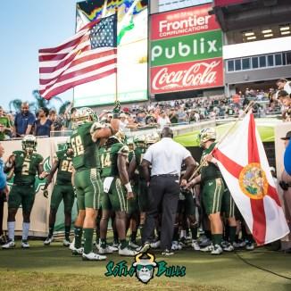 27 - Illinois vs. USF 2017 - USF LB Anthony Beko Deangelo Antoine Florida USA Flags by Dennis Akers | SoFloBulls.com (3065x3065)
