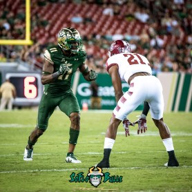 68 - Temple vs. USF 2017 - USF WR Marquez Valdes-Scantling by Dennis Akers | SoFloBulls.com (3118x3118)