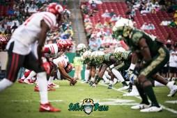 27 - USF vs. Houston 2017 - USF DL vs. Houston OL by Dennis Akers | SoFloBulls.com (6016x4016)
