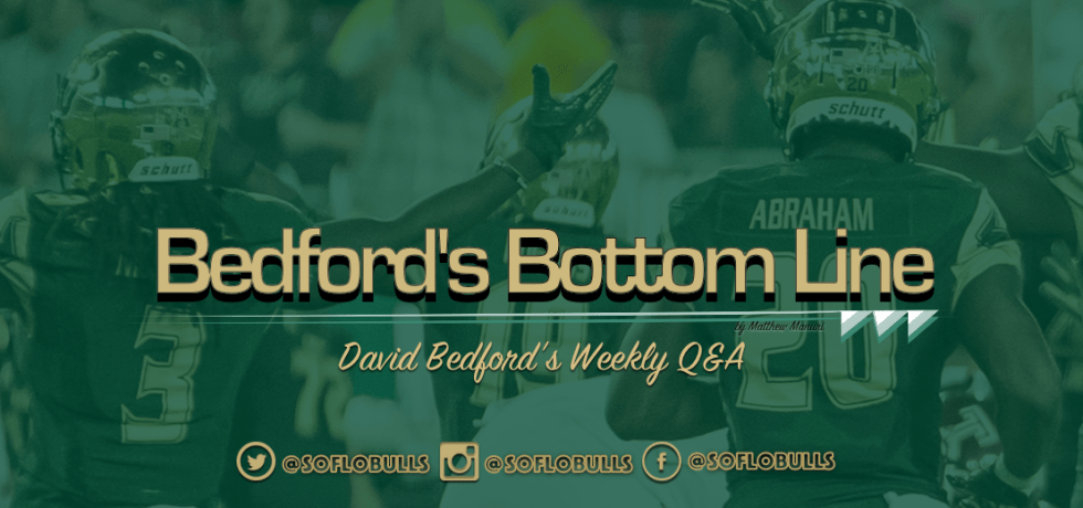 📌 Bedford's Bottom Line 2017 Weekly Q and A Featured Image by Matthew Manuri | SoFloBulls.com