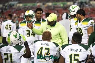 115 - Tulsa vs. USF 2017 - USF LB Auggie Sanchez Khalid McGee Vincent Jackson by Dennis Akers | SoFloBulls.com (5318x3550)