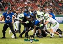 124 - Tulsa vs. USF 2017 - USF DT Deadrin Senat Auggie Sanchez Devin Abraham by Dennis Akers | SoFloBulls.com (3463x2474)