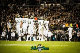 65 - USF vs. UCF 2017 - USF QB Quinton Flowers D'Ernest Johnson Eric Mayes Cameron Ruff Marcus Norman by Dennis Akers | SoFloBulls.com (5709x3811)