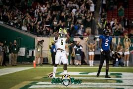 90 - Tulsa vs. USF 2017 - USF RB Darius Tice 54 Yard TD by Dennis Akers | SoFloBulls.com (4928x3290)