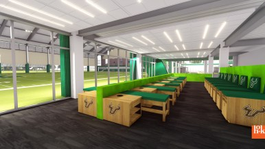 USF Football Center Rendering Sports Medicine Image - SoFloBulls.com (3840x2160)