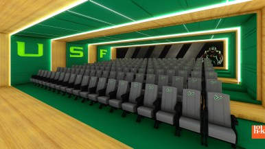 USF Football Center Rendering Team Meeting Room Image - SoFloBulls.com (3840x2160)