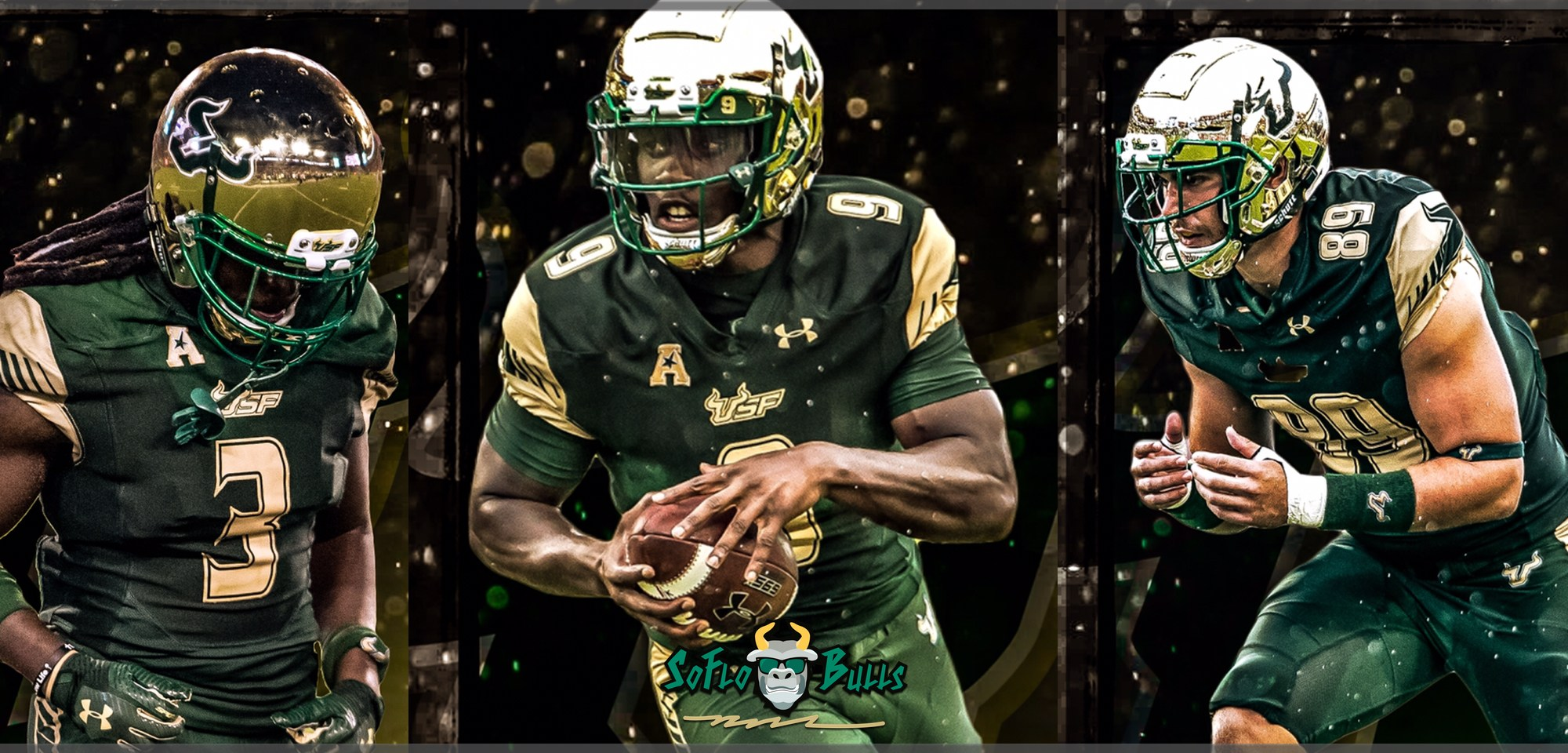 2018 SoFloBulls.com USF Bulls Football Quinton Flowers Deatrick Nichols Mitchell Wilcox Archives Featured Image (2400x960)