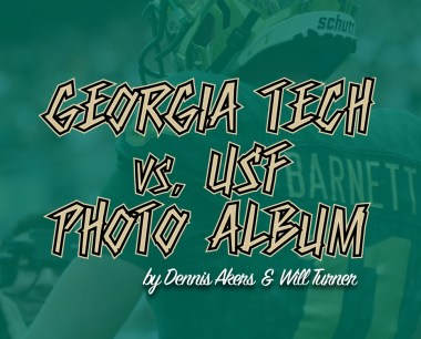📌 Georgia Tech vs. USF 2018 Football Photo Album by Dennis Akers and Will Turner | SoFloBulls.com