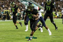 117 - USF vs. UConn 2018 - USF RB Johnny Ford by Will Turner | SoFloBulls.com (4256x2854) - 0H8A8790