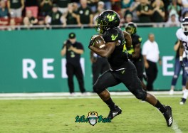 164 - USF vs. UConn 2018 - USF RB Johnny Ford by Will Turner | SoFloBulls.com (4217x3000) - 0H8A9190