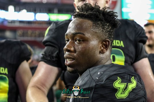 177 - USF vs. UConn 2018 - USF RB Johnny Ford by Will Turner | SoFloBulls.com (4208x2812) - 0H8A9264
