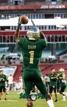 32 - USF vs. ECU 2018 - USF DB Chris Barr by Will Turner | SoFloBulls.com (2734x4341)
