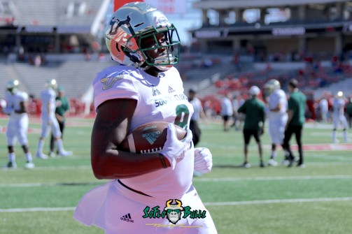 1 - USF vs. Houston 2018 - USF WR Tyre McCants by Will Turner | SoFloBulls.com (5472x3648) - 0H8A9307