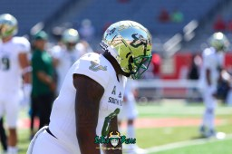 12 - USF vs. Houston 2018 - USF WR Tyre McCants by Will Turner | SoFloBulls.com (5472x3648) - 0H8A9338